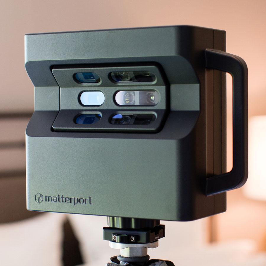 Matterport Pro2 3D Camera - 3D Virtual Tours