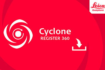 Leica Cyclone Register 360: