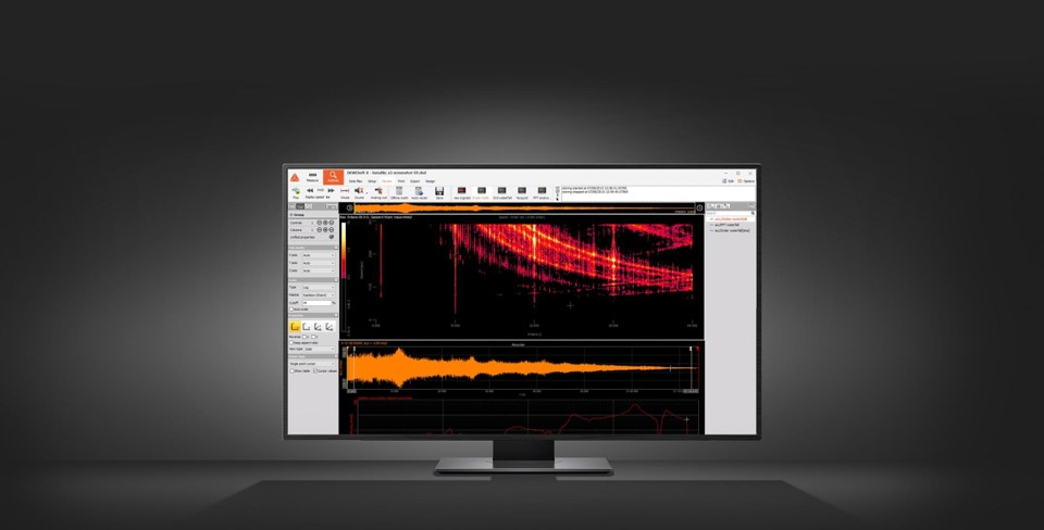DEWESOFT - Data Acquisition Software