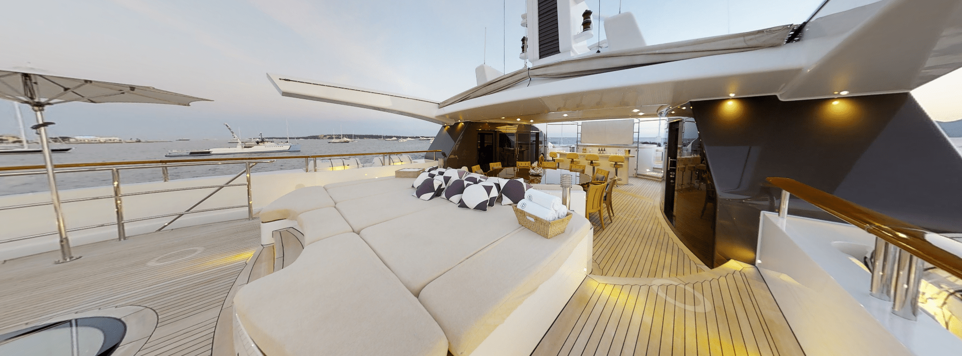 3D Virtual Tours - Yachts and more